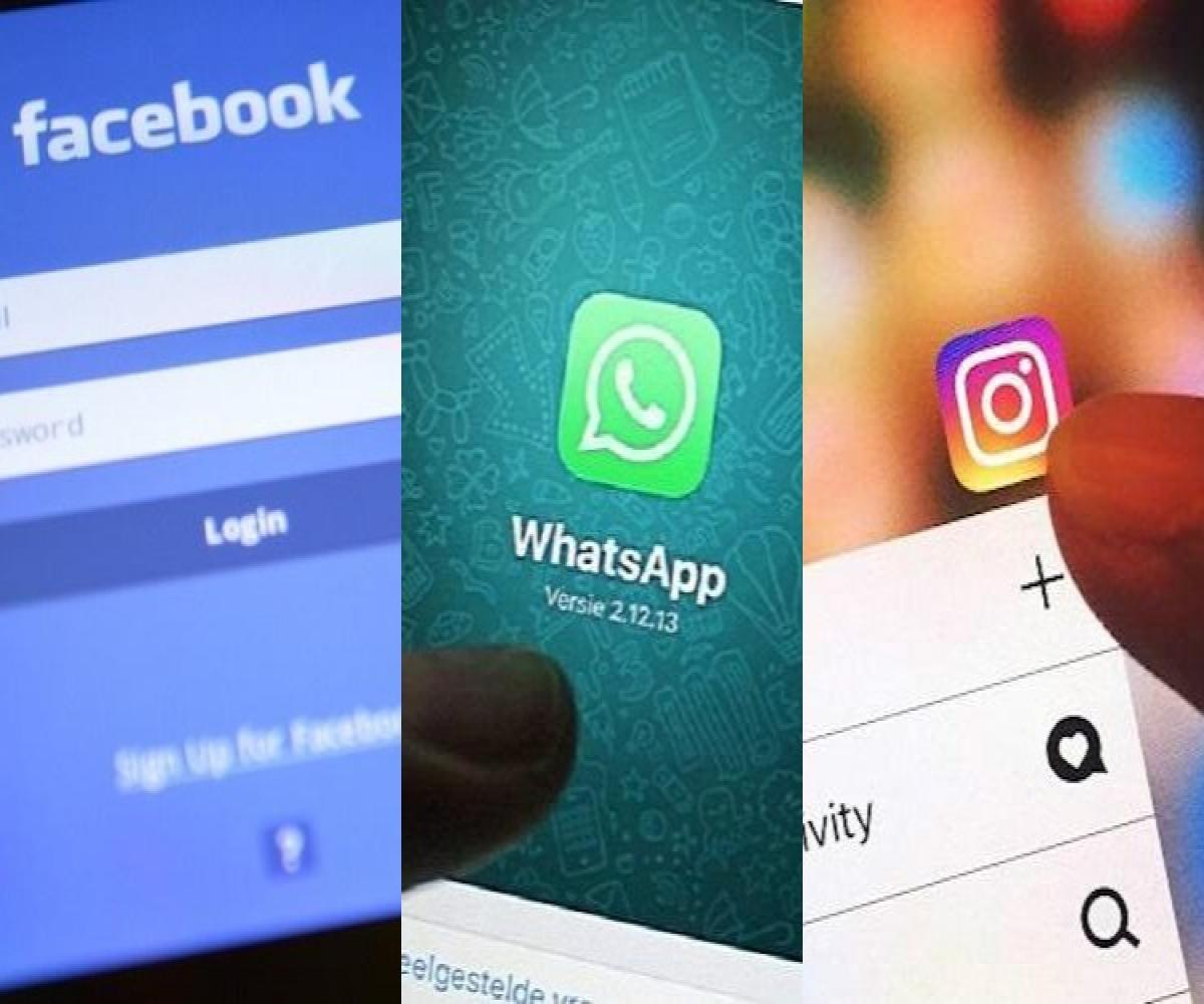 Yes Whatsapp Facebook And Instagram Are Down Across The World The News Minute