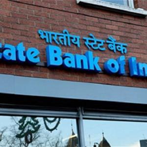 Logo of the SBI Bank