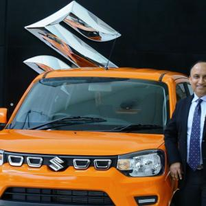 Shashank Srivastava is executive director for Marketing and Sales at Maruti Suzuki India