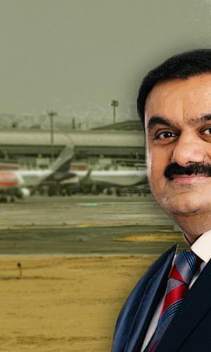 Documents show Finance Ministry flagged issues in handing over 6 airports to Adani