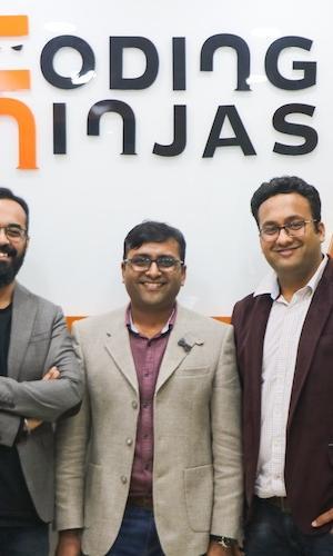 Coding Ninjas co-founders