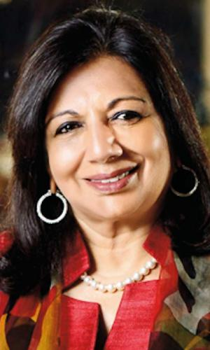 Kiran Mazumdar Shaw is one of the new vice chairs of USIBC