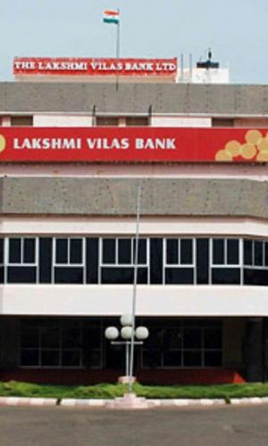 Lakshmi Vilas Bank Headquarters