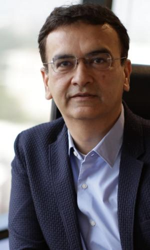 Sandeep Kataria is the global CEO of Bata