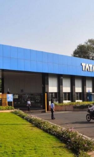 Tata Motors plant in Pune