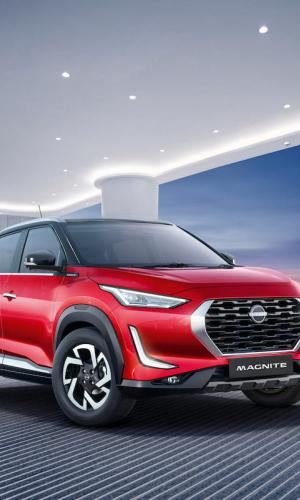 In pictures: Nissan India launches its new B-SUV 'Magnite'