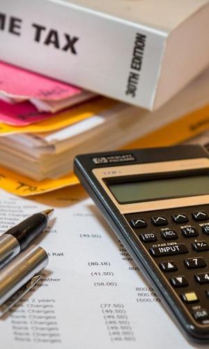 A representative image of Income Tax