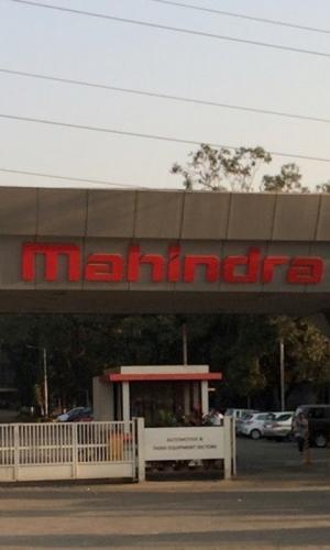 Mahindra dealership