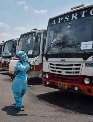 Faced with revenue loss, APSRTC to ease distancing norms in buses