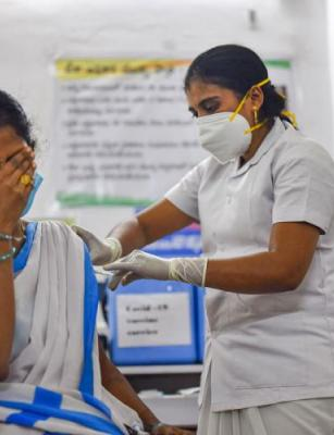 Telangana to vaccinate 55 lakh people in second phase from March 1