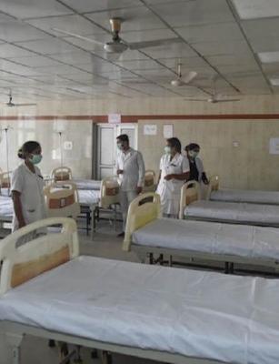 Sasikala's relative Ilavarasi gets COVID-19, admitted in Bengaluru hospital