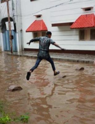 Telangana rains: IMD predicts moderate thundershowers for next 4 days