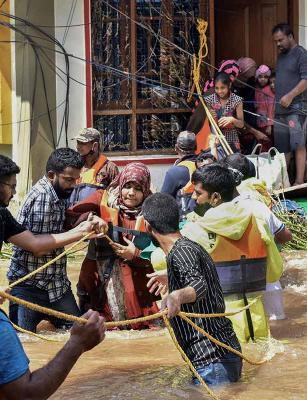 How to flood a city: The man-made reasons behind the Hyderabad disaster