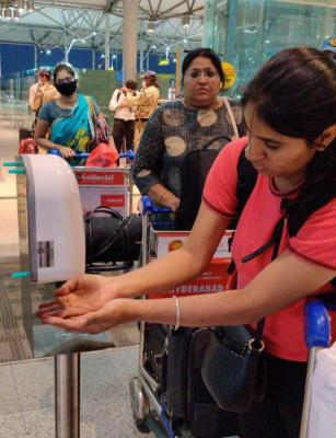 With 1.2 million passengers post-lockdown, Hyderabad airport leads in recovery