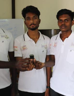 A 64-gram satellite made by TN youngsters will be launched by NASA in June 2021
