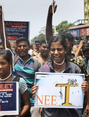 NEET, systemic discrimination and mental health: Tales of disadvantaged students