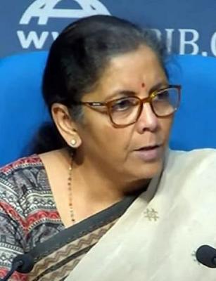 Andhra govt has no equity in Visakhapatnam steel plant: FM Nirmala Sitaraman