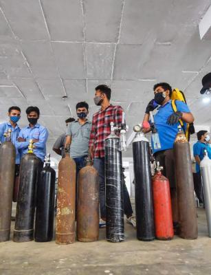 Kerala pvt hospital faces oxygen shortage, govt's war room resolves issue