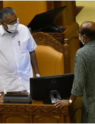 In unusual move, Kerala Assembly passes resolution against CAG's report on KIIFB