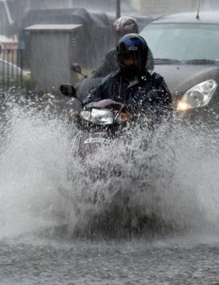 TN's southern districts to see heavy rainfall with thunderstorms on Wednesday