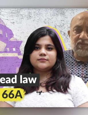 Watch: The undead law — Section 66A