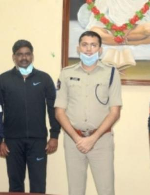 Three Indian men who were abducted in Libya reach their homes in Andhra