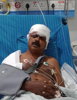 Tirunelveli: DMK man brutally attacked by co-member, family alleges political motive