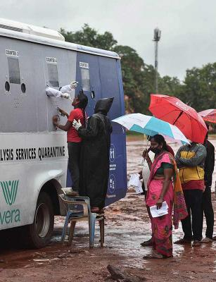 Andhra COVID-19 death toll reaches 492, Kurnool has 590 new patients