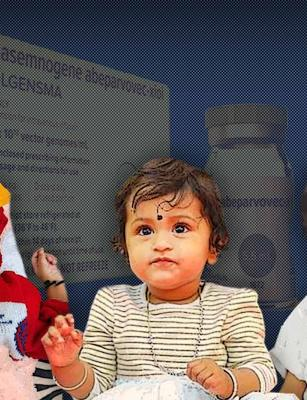 A drug that can save the lives of kids costs Rs 16 crore. What India can do