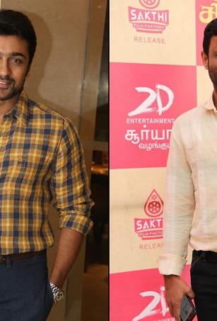 Suriya and Pandiraj to team up for new film, actor might play a politician