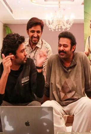 Prabhas launches trailer of Telugu movie 'Jathi Ratnalu', calls it a laugh riot