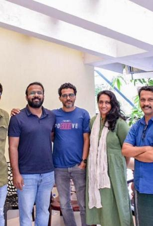 Jakes Bejoy to compose music in Ratheena Sharshad's Mammootty starrer