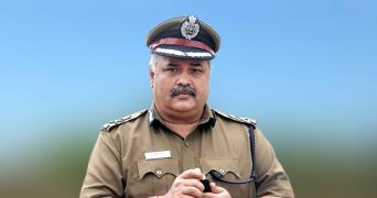 Special Director General of Police (Law and Order) Rajesh Das who has been accused of sexual harassment