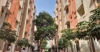 A photo of the 2 BHK houses in Hyderabad's Jiyaguda