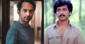 Fahaadh Faasil and Ganesh Kumar