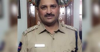 Malkajgiri ACP caught by Anti-Corruption Bureau