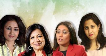 Top 4 wealthiest women in India