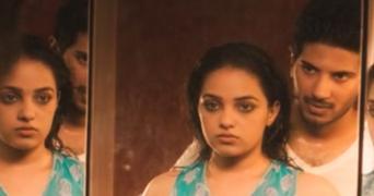 Aditya and Taara as the couple in OK Kanmani