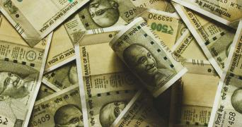 Rs 500 currency notes