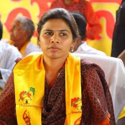 Former minister Bhuma Akhila Priya, 3 others summoned by AP CID over communal remarks