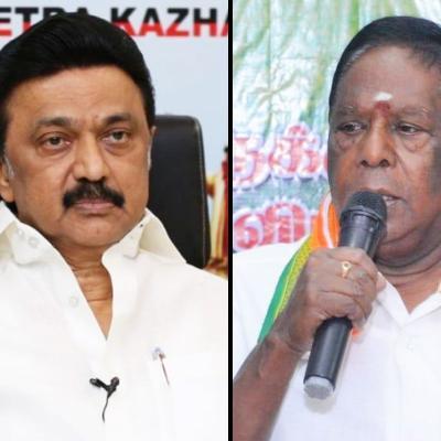 Cracks wide open in DMK-Cong alliance in Puducherry