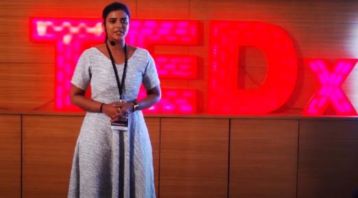 In TedX talk, actor Aishwarya Rajesh speaks on childhood, sexual harassment and more