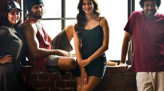 Director and producer of Telugu film 'Fighter' wish Ananya Pandey on her birthday