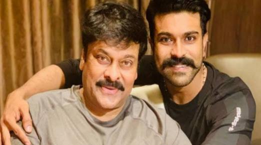 Ram Charan launches website for Chiranjeevi's charitable services