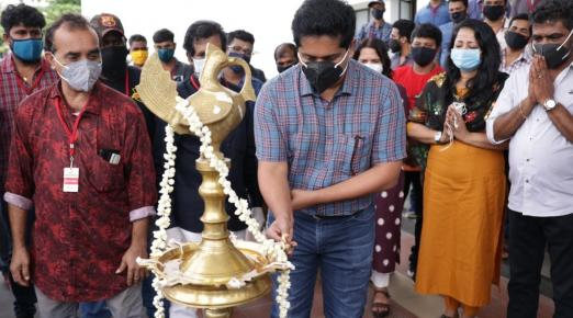 'Drishyam 2' shooting begins, actor Mohanlal shares pictures