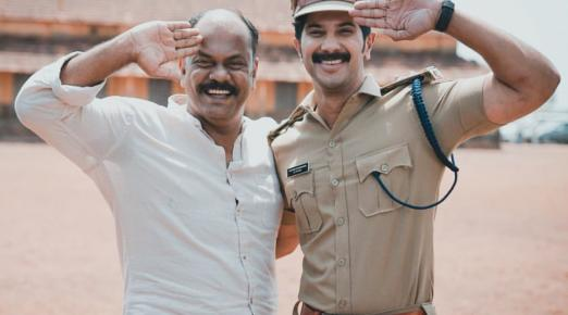 'It's a wrap': Dulquer Salmaan finishes shooting for 'Salute'