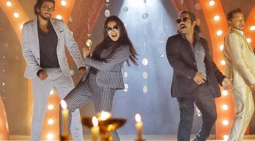First single from Manju Warrier's 'Jack and Jill' to be out Friday