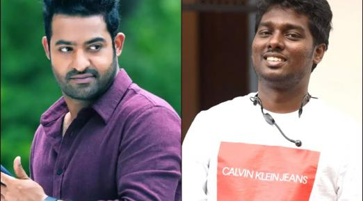 Jr NTR meets director Atlee in Chennai amid rumours of collaboration