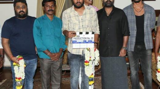 Simbu-Gautham Karthik's 'Mufti' Tamil remake runs into trouble, director Narthan opts out