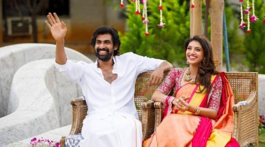 How did Rana Daggubati get to know Miheeka Bajaj? Actor speaks to Lakshmi Manchu